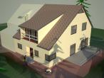 Rozbudowa budynku mieszkalnego