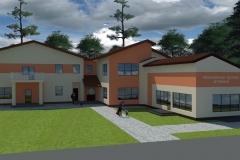 Nowe pomieszczenia przy istniejącym Samorządowym Publicznym Przedszkolu w Poraju