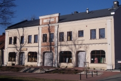 Budynek usługowo-biurowy w Częstochowie