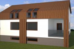 Przebudowa budynku mieszkalnego
