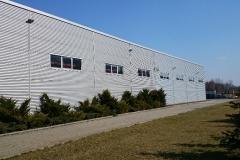 Rozbudowa hali firmy Metal Team